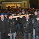 Droga Krzyżowa ulicami Ząbek - 2018_06