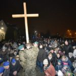 Droga Krzyżowa ulicami Ząbek - 2018_19
