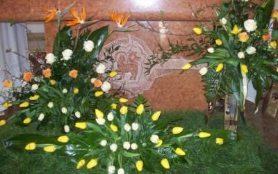 Parafia Miłosierdzia Bożego W Ząbkach Dekoracje Kościoła